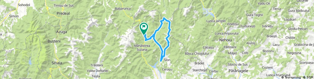 Ultramaraton- Cheia MTB (etapa a II-a)