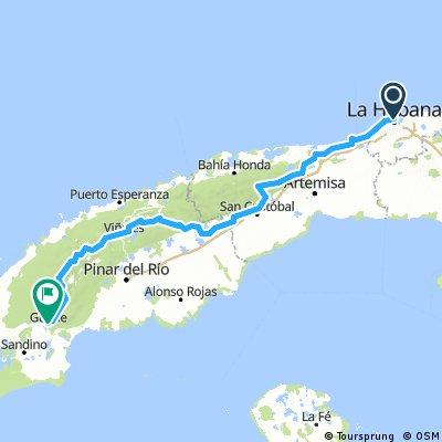 Cuba_Havana to Vinales and Guane