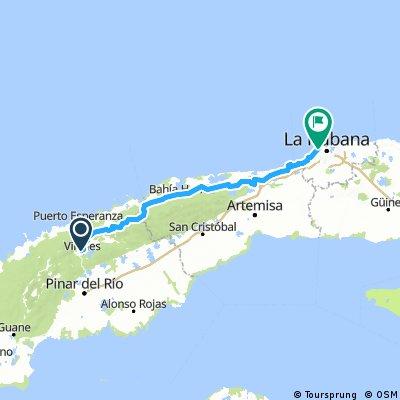 Cuba_Vinales to Havana