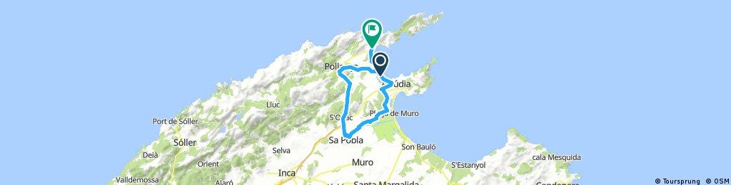 42 km, 5 den