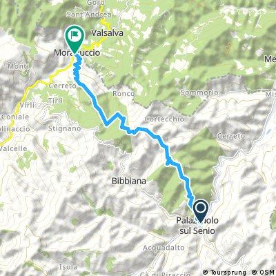 Sentiero Roberto Tassinari Tappa2