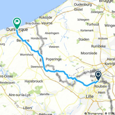 Tourcoing-Dunkerque