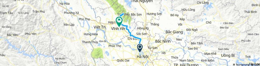 hanoi tam dai town rtn  - bat died