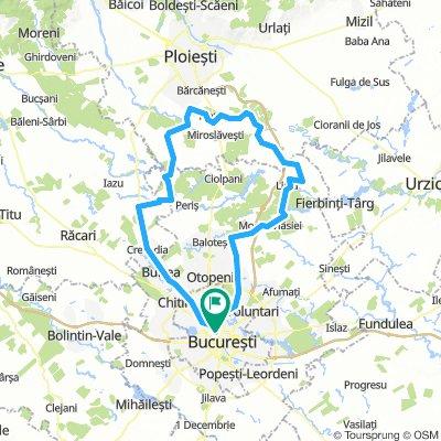 Bucuresti - Ploiesti