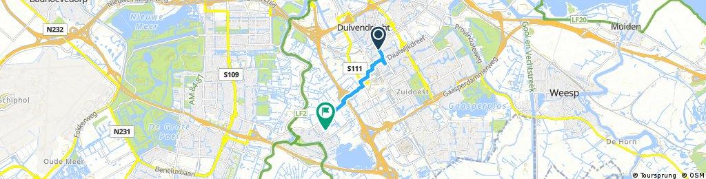 Amsterdam spring stroll