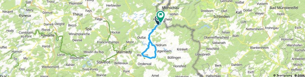 Ost Belgien Tour
