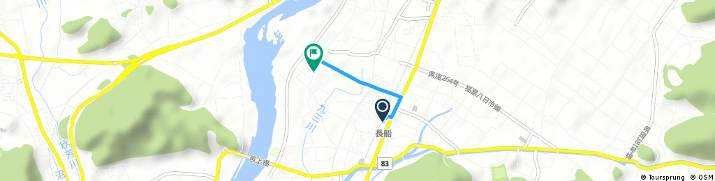 Osafune station - Nakazaki Residence