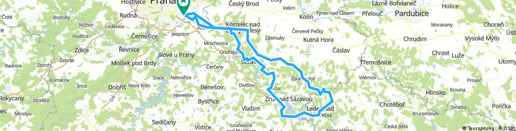 Mosty Zelivka 2018