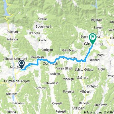 Valea Iasului - C-lung - scurt