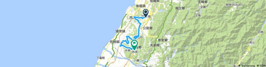 苗栗祕境暢遊day2
