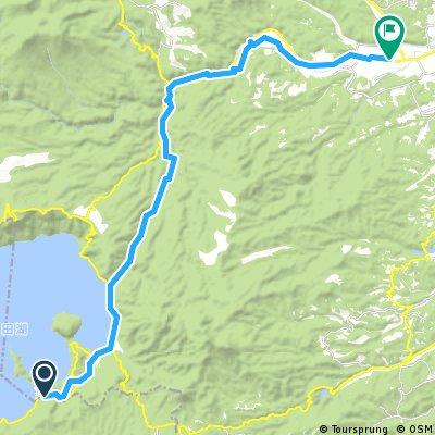 十和田湖2往十和田美術館
