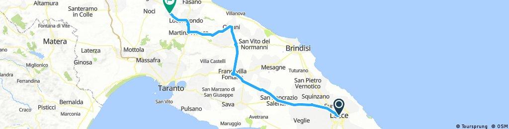 1a - Lecce - Alberobello