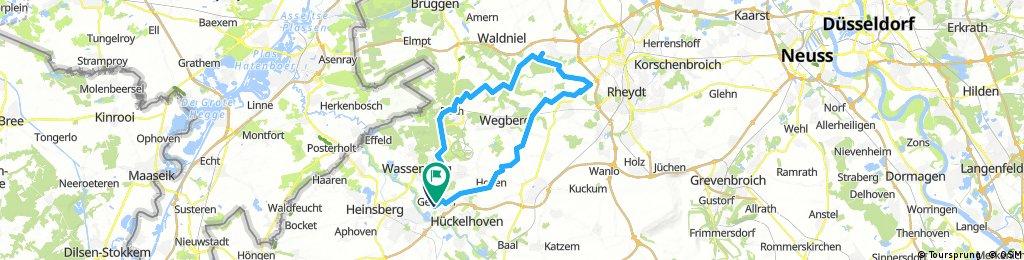 TT-Radtour zum Borussia-Park