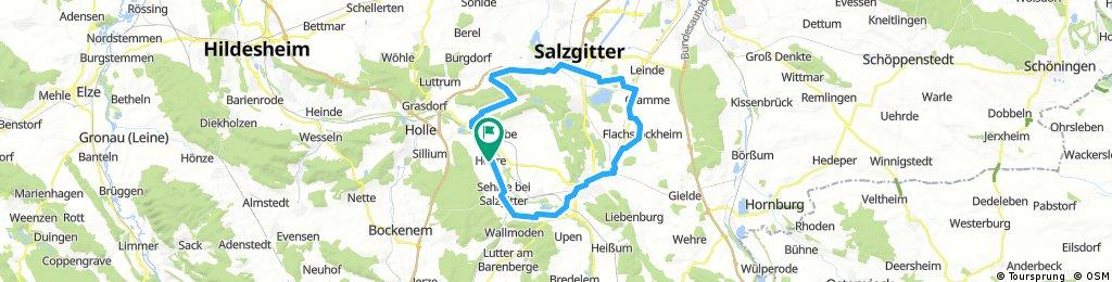 Oelber-Osterlinde-Salder-Heerte-Barum-Beinum-Gitter-Sehlde-Heere13.03.2018