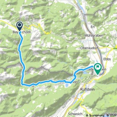 BR 005: Bayrischzell - Kiefersfelden