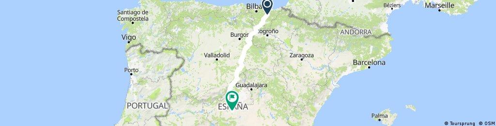 Bergara - Toledo