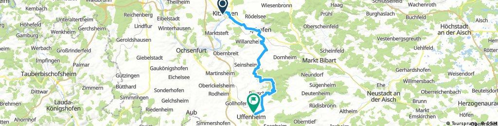 Kitzingen - Uffenheim