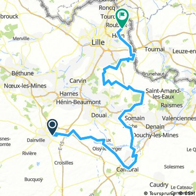 Arras-Roubaix