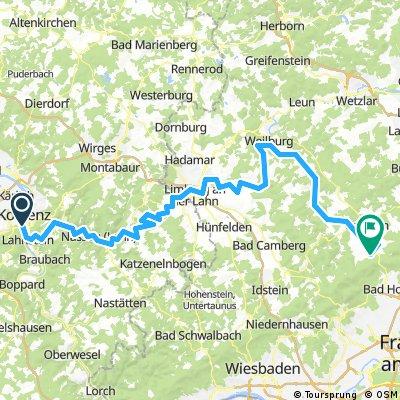Vier Flüsse Tour  Teil 2