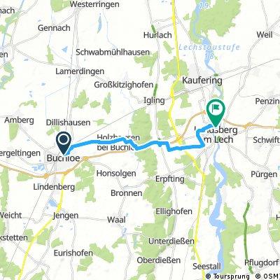 LL nach Buchloe (Morizz)