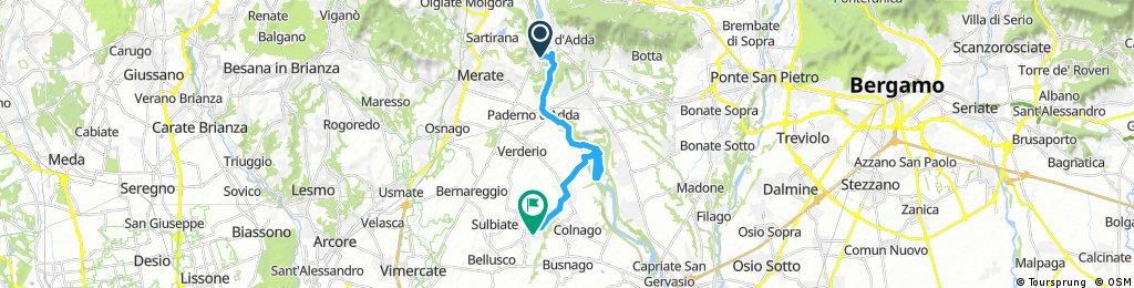 Bike Festival 2018 imbersago-Mezzago asparago rosa