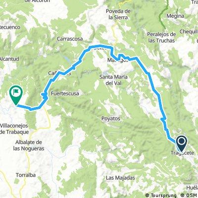Ruta 36 : Serrania de Cuenca ruta 2