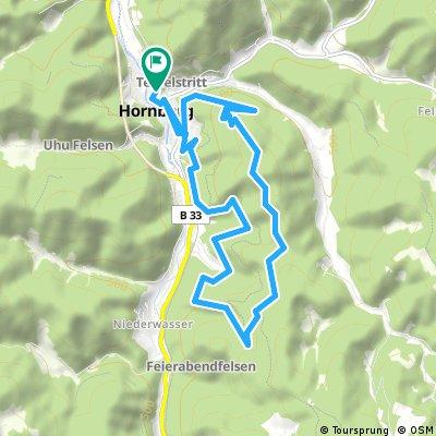 Felsentrail Hornberg