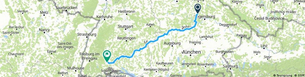 Donaueschingen -Home