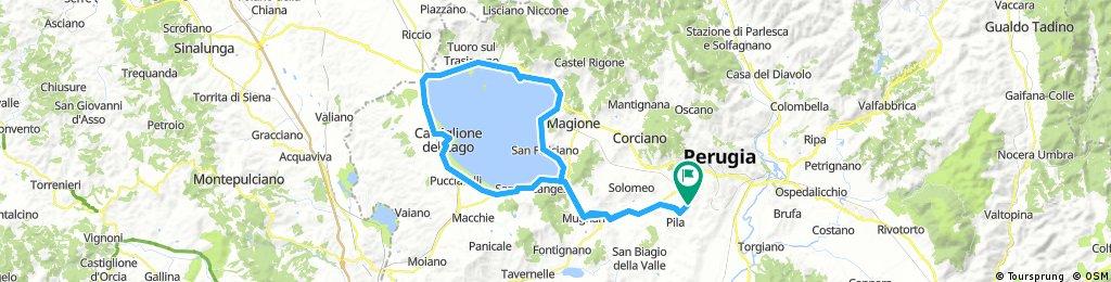 Toscana 9. nap