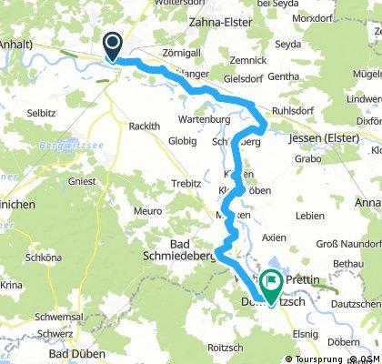 Elbe2 - 4. Etappe