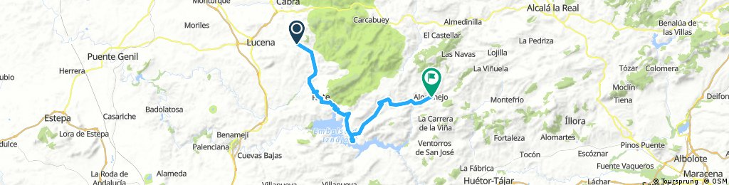 Llanos de Don Juan - Algarinejo