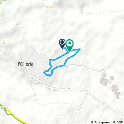 Ducross de l'Ollería - Running (3)