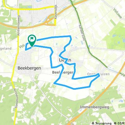 DOF rondje Beekbergen-Lieren