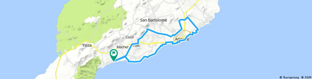 Lanzarote 2018 - Tour 4