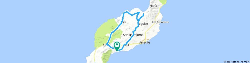 Lanzarote 2018 - Tour 5