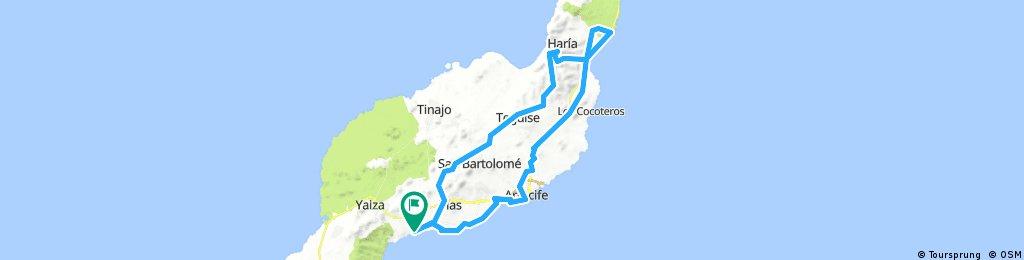 Lanzarote 2018 - Tour 6