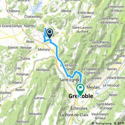 Voiron-Grenoble