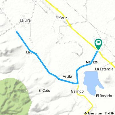 Sprint Challenge San Gil