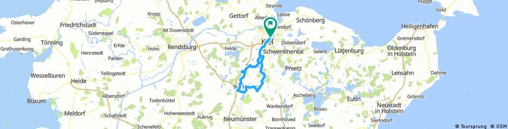 Antik Tour mit Anreise aus Kiel