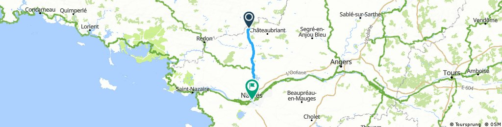 Sion les mines - Nantes