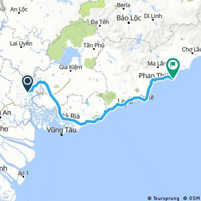 VNM - #1 of 8 HCMC-Mui Ne