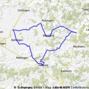 Pfäfflingen-Harburg-Wolferstadt