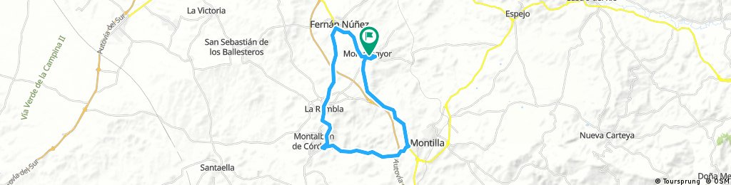 XLIV Gran Premio Montemayor