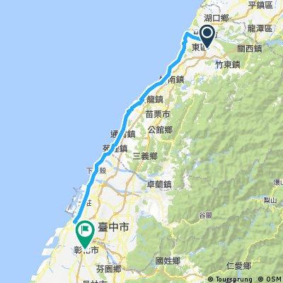 2018 環台賽 第一站 新竹-彰化