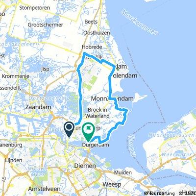 Rondje Noord Holland