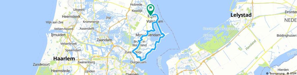 Edam - Waterland Tour
