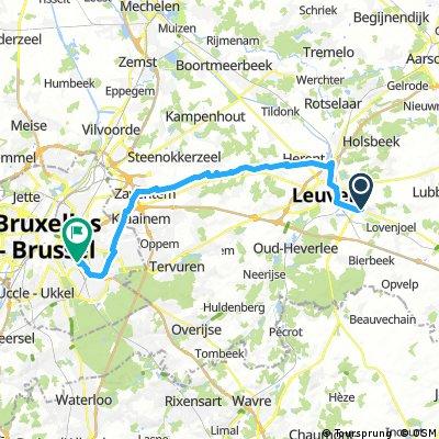 Leuven-Etterbeek woonwerk vlakker