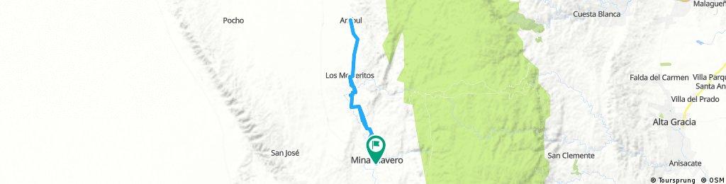 mina clavero - Ambul