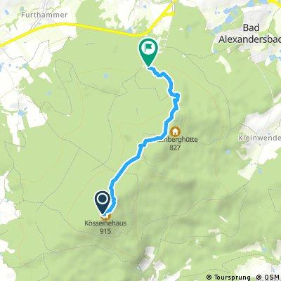 Kösseine-Burgstein-Labyrinth