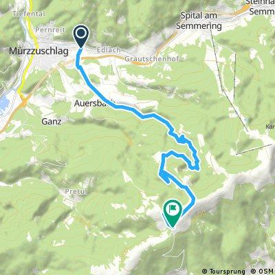 Windpark Pretul: Moschkogel & Roseggerhaus